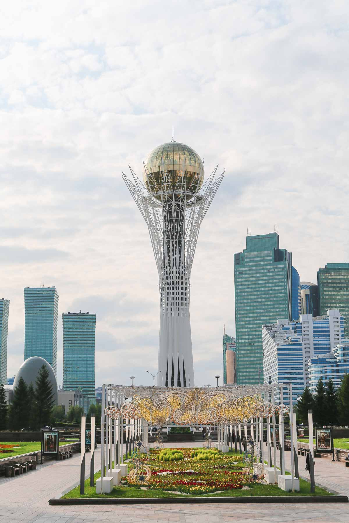Bayterek Tower Astana