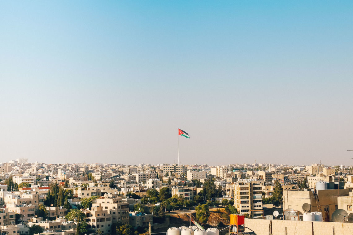 Amman skyline