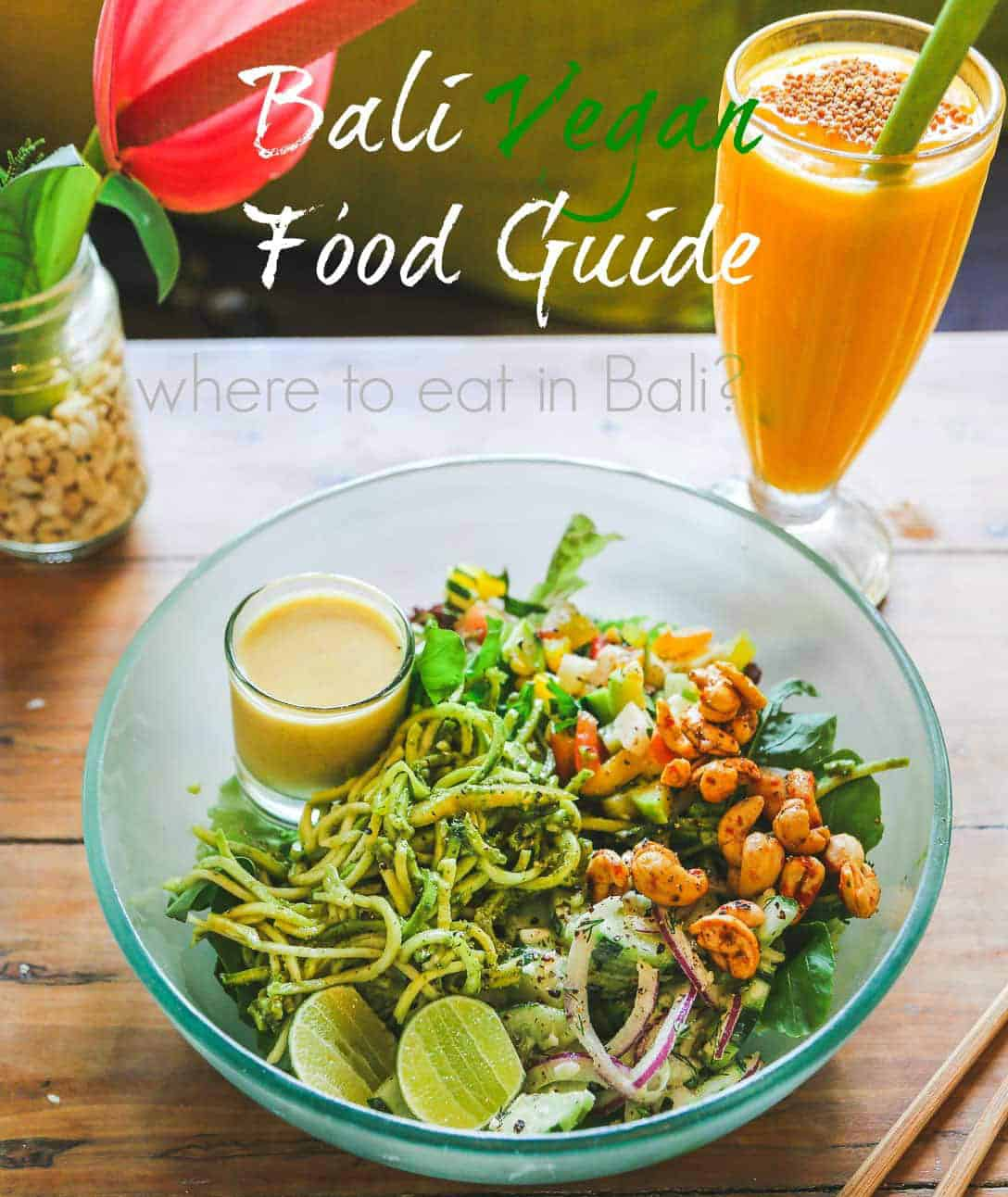 Bali Food Guide - where to eat in Bali?