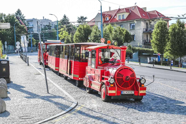 train in bratislava